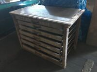 Plan chest for restoration project 7 Drawers