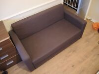 Two-seat sofa bed in great condition URGENT !!! Collection by Tuesday