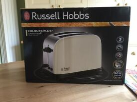 Russell Hobbs two-slice toaster