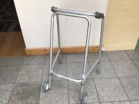 £15- lightly used Zimmer frames at £15 each-height adjustable ,great condition