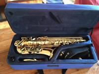 John Packer 041 Alto Saxophone, lacquer finish