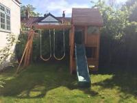 Kinross climbing frame