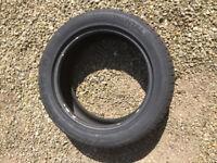 Continental Tyre 225/50 R17 98Y part worn