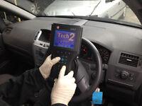 GM TECH2 OXFORD Vauxhall Diagnostics & Programming Service