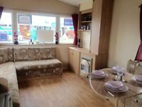 GREAT VALUE STATIC CARAVAN FOR SALE // EAST COAST // 12 MONTH SEASON // PAYMENT OPTIONS AVAILABLE