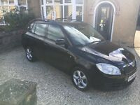 Skoda Fabia Estate II 1.6 petrol 16V Semi Auto 6 speed