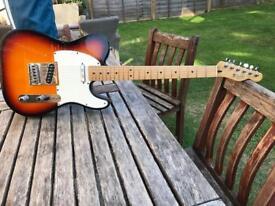 Fender standard telecaster mim 1996