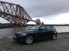 BMW 318 SE 2.0 Diesel Estate..Sat Nav Business Edition..Full Service History..Receipts For Thousands