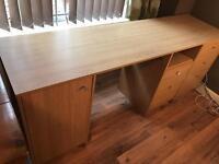 Desk + 1 unit for sale