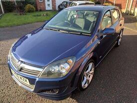 Vauxhall Astra 1.9 CDTi 16v SRi 5dr Exterior Pack model