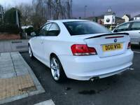 BMW 118D COUPE SPORT