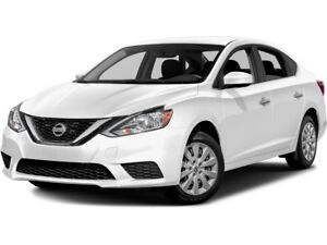 2017 Nissan Sentra 1.8 SV GREAT CONDITION & ACCIDENT FREE