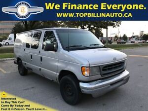 2002 Ford E-150 Commercial