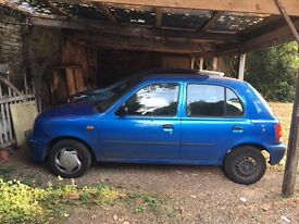 Nissan Micra Spare or Repairs £250