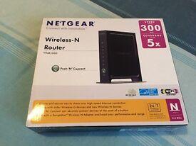 Netgear WNR2000 - Wireless N router