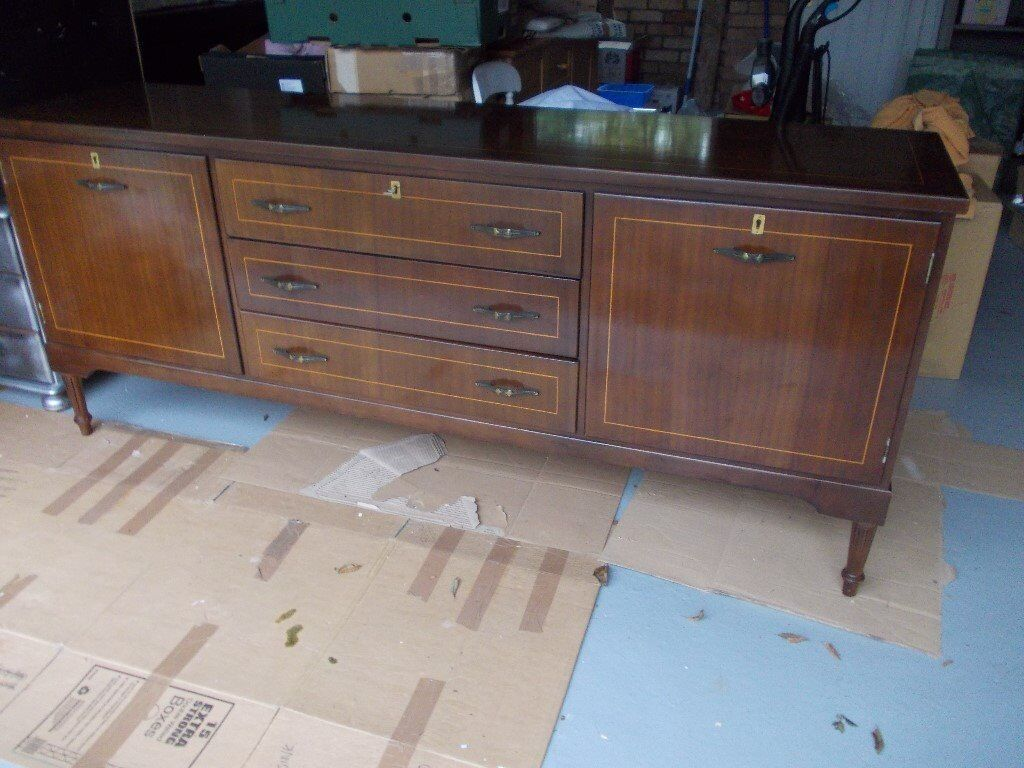 Lovely long sideboard very good condition