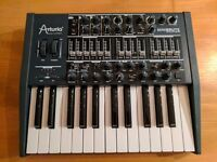 Arturia Minibrute Analog Synthesizer. Excellent condition with box and manual.