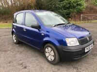 2008 fiat panda 1.1 mot'd £30 year low tax