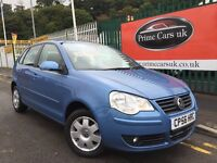 2006 56 Volkswagen Polo 1.2 S 5dr 5 Speed Manual Petrol Extreme Low Miles!
