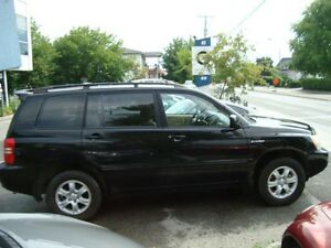 2003 Toyota Highlander LIMITED AWD 2003