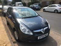 2009 Vauxhall corsa 1.3 cdti 1 company owned from new long mot £30 a year tax cheap insurance