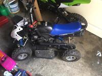 Mini quad 50cc