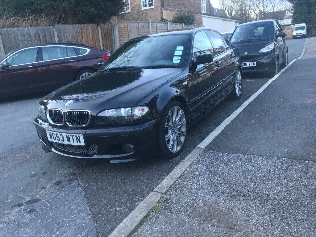 bmw 330i e46 2004 msport open to offers in enfield london gumtree. Black Bedroom Furniture Sets. Home Design Ideas