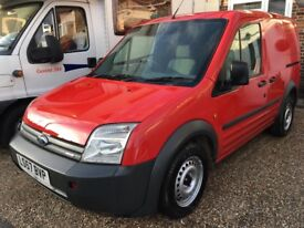 Ford transit connect t200 turbo diesel with 4 brand new tyres 11 months M.O.T (new recon engine) x x