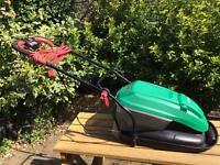 Qualcast 1500W Electric Hover Lawn Mower - 33cm