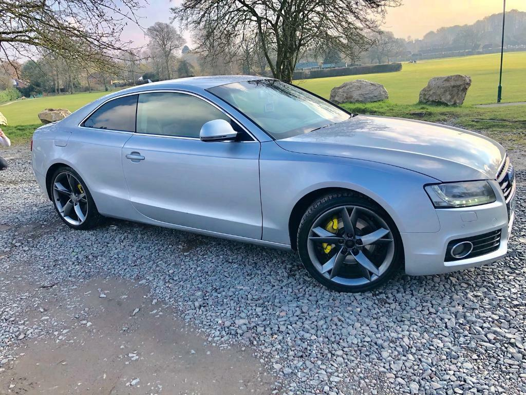 audi a5 3 0 tdi 310 bhp s5 looks in swadlincote. Black Bedroom Furniture Sets. Home Design Ideas