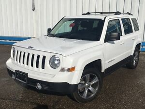 2016 Jeep Patriot High Altitude 4x4 *LEATHER-SUNROOF*