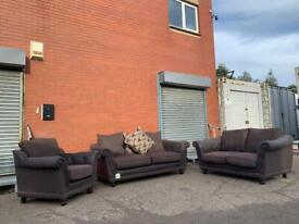 Gorgeous NEW SCS sofa set 3/2/1 delivery 🚚 sofa suite couch furniture