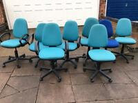 Office Chairs - £10 each!