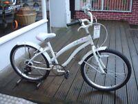Apollo Tropic Girls Cruiser Bicycle