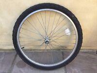 Bike Wheel 26 x 2.10