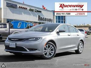 2016 Chrysler 200 LIMITED | 8.4' TOUCHSCREEN | BACK-UP CAMERA |