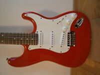 Crafter Cruiser Strat style electric guitar
