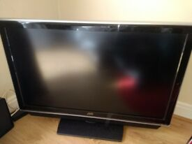 37 inch JVC tv
