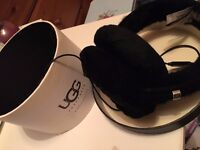 Genuine UGG headphones (not fakes) - UNWANTED GIFT - COLLECTION ONLY FROM BEARSDEN