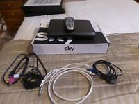 HD boxes and remotes