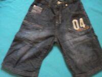 Next Denim Jean Shorts Age 10 Years IP1