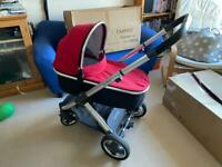 Oyster 2 travel system - Stroller, pram and car seat