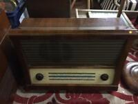 Job lot of vintage radios