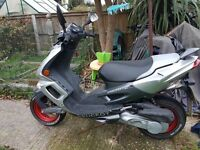 Peugeot Speedflight 100cc