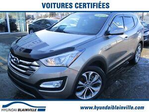 2014 Hyundai Santa Fe Sport 2.0T TURBO Limited A/C, AWD, NAVIGAT