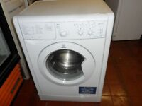 """""""Indesit""""Washing machine.. 6kg..Spin-1200...For sale..Can be delivered."""