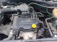 VAUXHALL CORSA C Z10XE ENGINE
