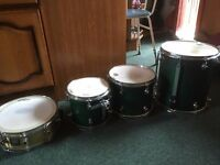 Sonor Sonic Plus II Drums
