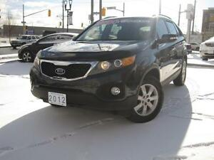 2012 KIA SORENTO LX | Auto • Gas Saver • Loaded
