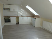 A ONE BEDROOM OPEN PLAN FLAT INCLUSIVE OF WATER & COUNCIL TAX CLOSE TO SHOPPING & TRANSPORT
